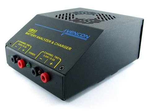 battery conditioner charger uba5 battery analyzer charger vencon