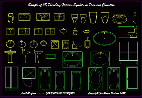 Faucet Cad Block by Free Autocad Plumbing Blocks Cad Wheelchair Symbol Dwg