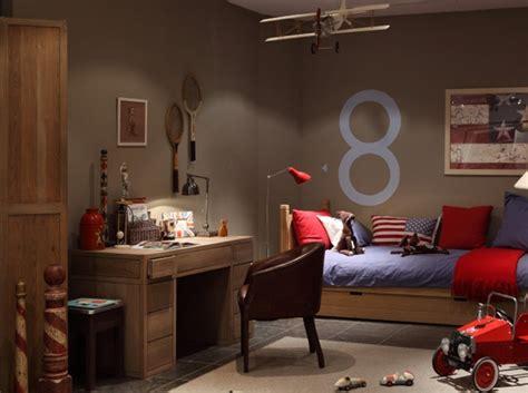 d馗oration chambre idees chambre ado garcon tapisserie chambre ado garcon