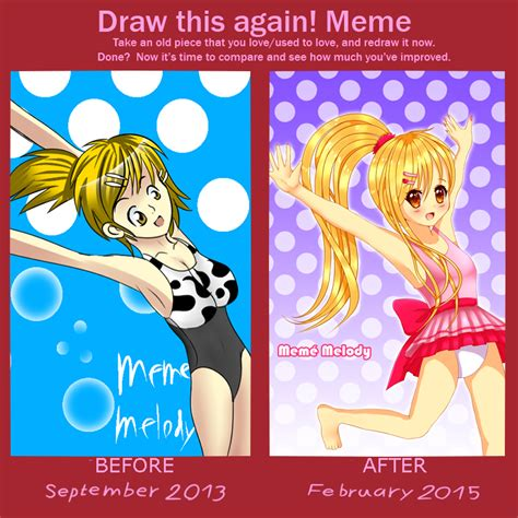 Meme Melody - before and after meme melody by kateychazuu on deviantart