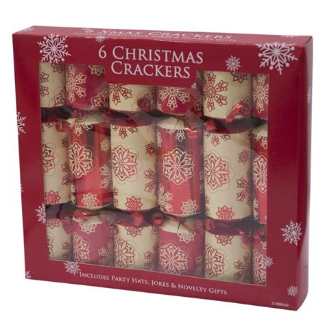 christmas crackers sales in uk 6 luxury signature collection crackers 2014 ebay