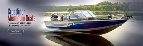 crestliner pontoon boat models home usa marine worcester ma 800 370 boat 2628