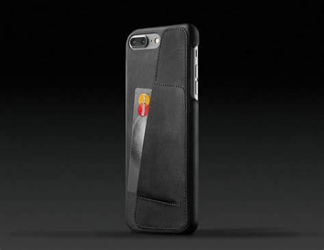 leather wallet case  iphone   gadget flow