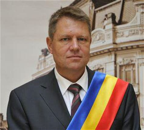 klaus iohannis know your presidents