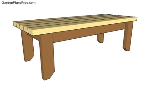 2 x 4 bench plans 2x4 bench plans free garden plans how to build garden