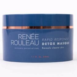 Rapid Detox Mask by Renee Rouleau Detox Masque Review 2018 Is It Worth Buying