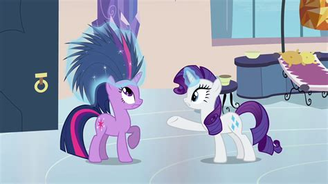 games haircut my little pony image twilight with porcupine hair s03e12 png my