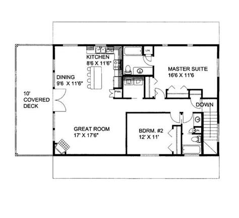 Garage Guest House Floor Plans by Future Work Garage Guest House Plans