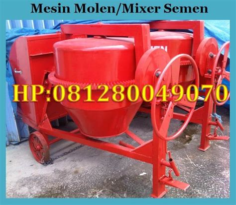 Mixer Bekas Murah jual mesin mixer mesin pengaduk mesin molen beton