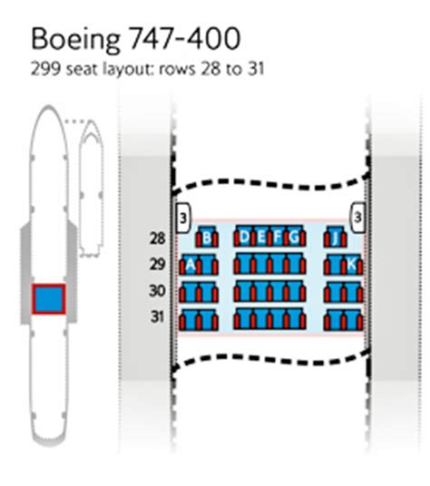 Boeing 747 Cabin Layout by World Traveller Plus Seat Maps Seating Airways