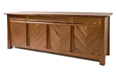 Bespoke Sideboards bespoke walnut sideboard by aidan mcevoy furniture