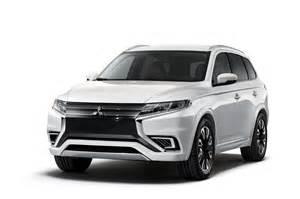 Mitsubishi Phev Mitsubishi Outlander Phev Concept S Images