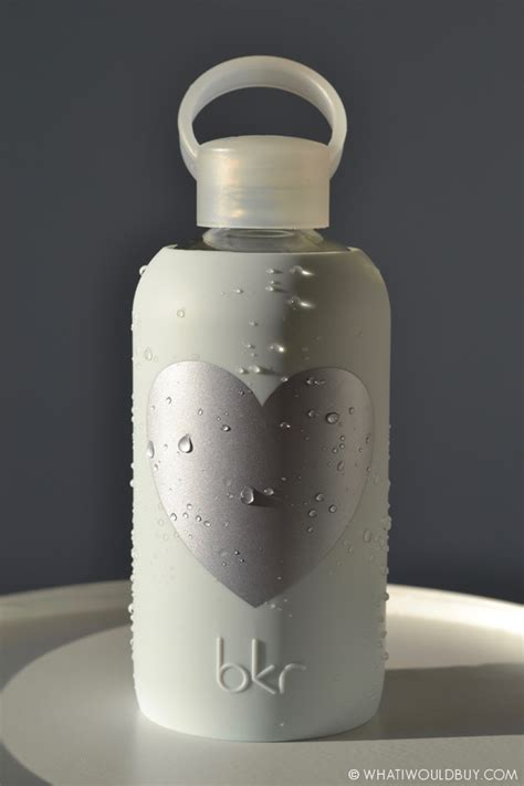 Bpa Free Water Bottle Dus Hijau hydrate your skin from within and do it in style with a bkr design glass water bottle