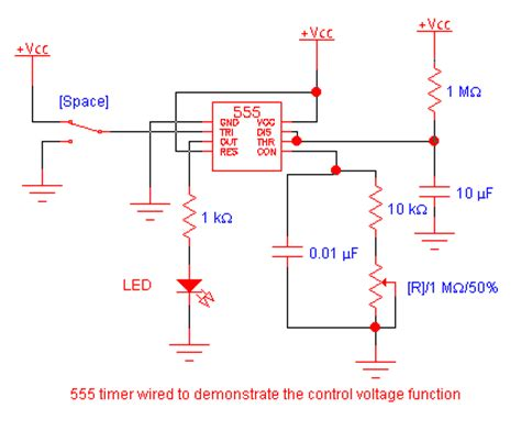 resistor values for 555 timer introduction to breadboarding the paleotechnologist 28 images capacitor negative to ground