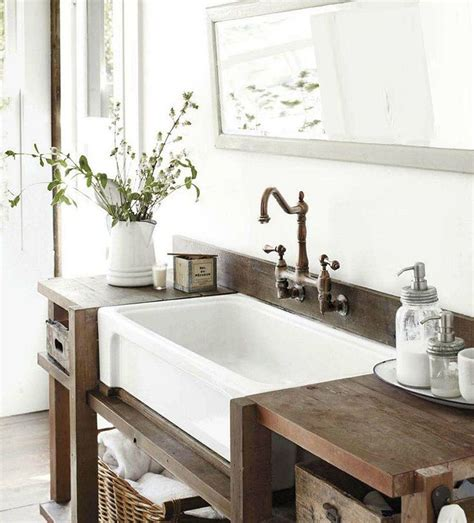 Farm Sink Bathroom Vanity by 25 Best Ideas About Farmhouse Vanity On
