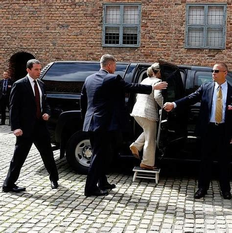 Step Stool For Getting Into Suv by Clinton S Health Problems Fellowship Of The Minds