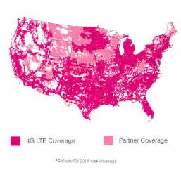 t mobile coverage map colorado t mobile network coverage map my