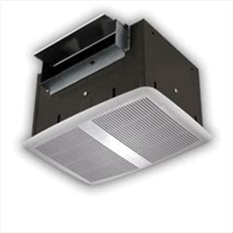 High Capacity Bathroom Exhaust Fans by Broan Nutone Radon Line Exhaust Bathroom Featureswater