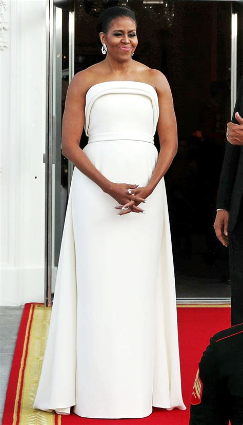 michelle obama dresses michelle obama state dinner dresses through the years