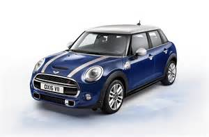 Cooper Mini Mini Rolls Out Seven Special Edition Hardtop