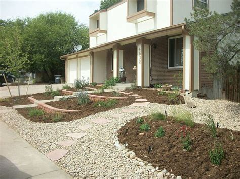 xeriscaped backyard design 21 best images about xeriscape on pinterest colorado