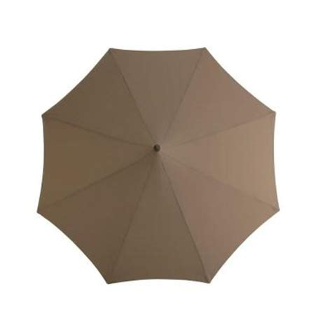 martha stewart patio umbrellas martha stewart living welland 11 ft patio umbrella discontinued pu906 the home depot