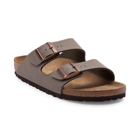 birkenstock arizona sandal womens birkenstock arizona sandal gray 850495