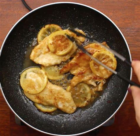come cucinare i petti di pollo al limone ricetta petto di pollo al limone patatefritte