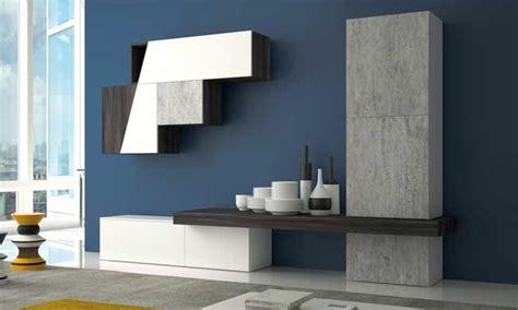soggiorni design soggiorno diagonal laminato materico pareti attrezzate