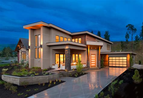 west coast style home plans