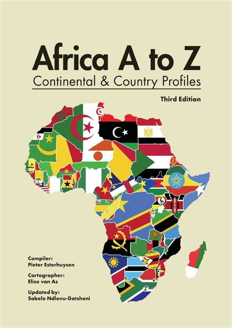 in the of africa books books collective africa a to z continental and