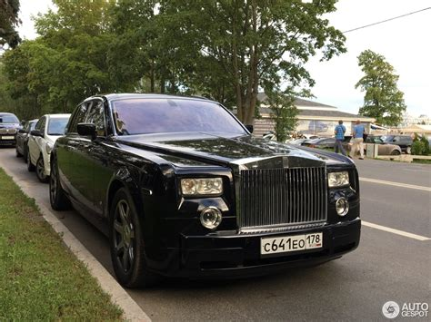 roll royce phantom 2016 rolls royce phantom 14 november 2016 autogespot