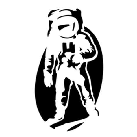 astronaut art stencil pics about astronaut stencil free stencil gallery