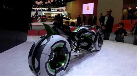 kawasaki  wheel electric vehicle  concept  tokyo