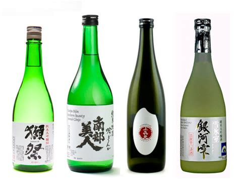 best saki sake school ginjo and daiginjo serious eats