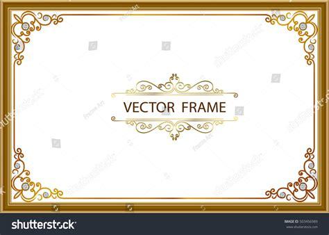 design frame hd frame design hand painted frame design free vector t