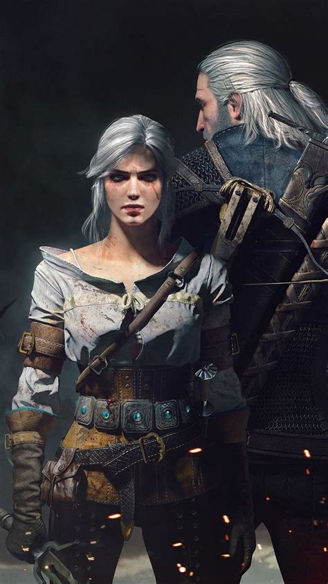 the witcher 3 hunt 2 wallpaper for iphone x 8 7 6 free on 3wallpapers