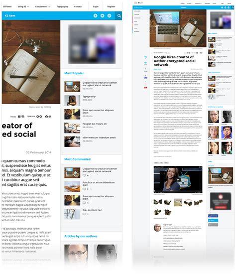 template joomla with k2 comfortable k2 template gallery resume ideas namanasa com