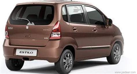Maruti Suzuki Estilo Price Maruti Suzuki Zen Estilo Vxi Specifications On Road Ex