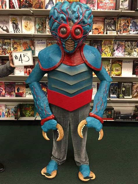metaluna mutant cosplay     world adafruit