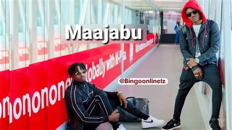 maajabu ya mbosso angalia diamond alichofanya  song
