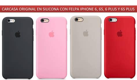 fundas originales iphone 6 carcasa funda original apple iphone 6 s plus en silicona