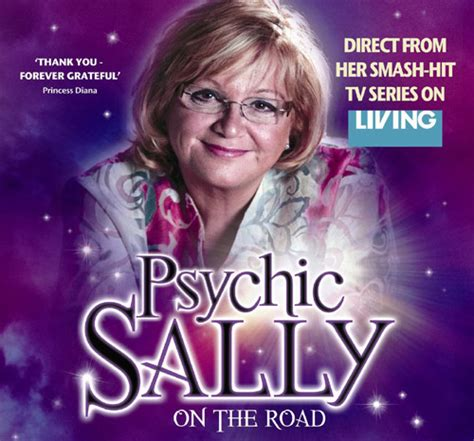 sally physic sally psychic sally on the road barry events
