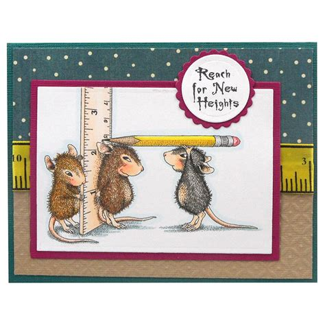 house mouse rubber sts measuring up rubber st