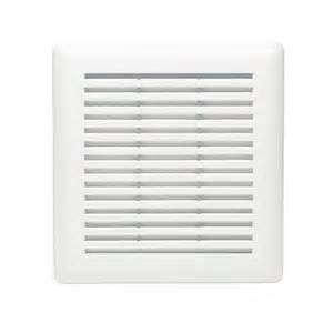 replace nutone bathroom fan nutone replacement grille for 695 and 696n bath exhaust