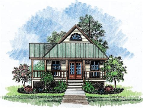 Acadian Cottage House Plans | harper acadian house plans cottage home plans