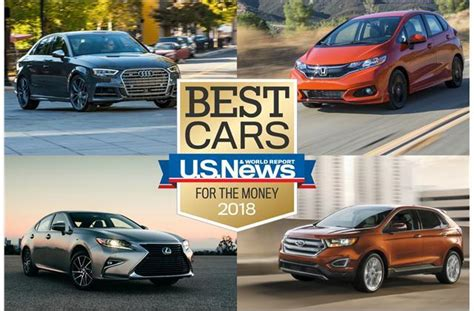 best for the money 2018 best cars for the money u s news world report