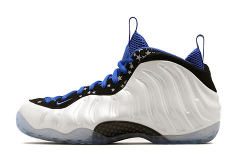 nike air foosite one shooting white black royal