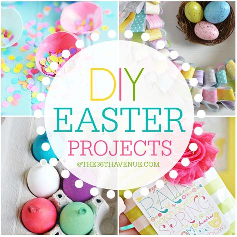 diy spring projects easter crafts and diy decor ideas the 36th avenue