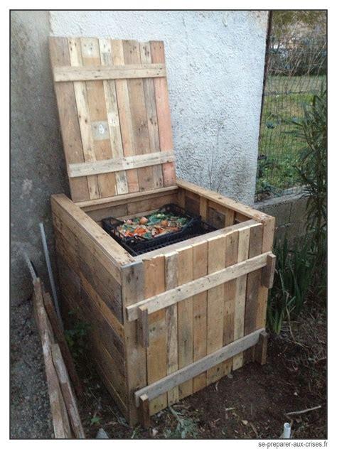 Fabrication D Un Composteur by Wonderful Faire Plan Maison Gratuit 14 Construire Un